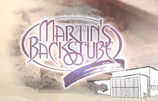 Logo von Martins Backstube in Forstern